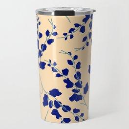 Blue Buds Travel Mug
