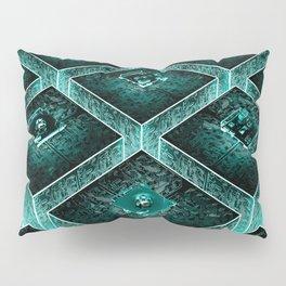 AzTECH Temple Pillow Sham