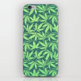 Cannabis / Hemp / 420 / Marijuana  - Pattern iPhone Skin