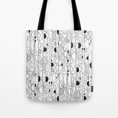SKIPPING STONES Tote Bag
