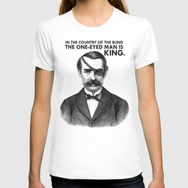 ONE-EYED KING  T-shirt