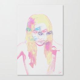 holo t Canvas Print