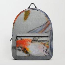 Goldfish Pond (close up #10) #society6 #decor #buyart Backpack