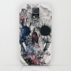 Floral Skull 2 Slim Case Galaxy S5