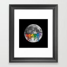 Any Color You Like Framed Art Print