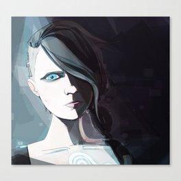Borderlands - Angel Canvas Print
