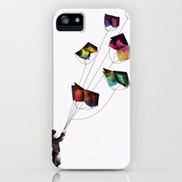 Fear and Loathing in the Meadows iPhone Case