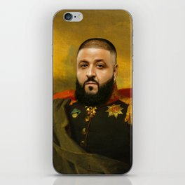 DJ Khaled Classical Painting iPhone Skin