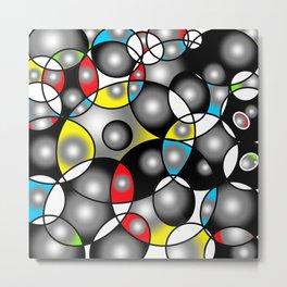 Abstract // GFTAbstract009 Metal Print