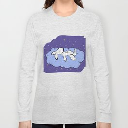 Sleeping Bunny Long Sleeve T-shirt