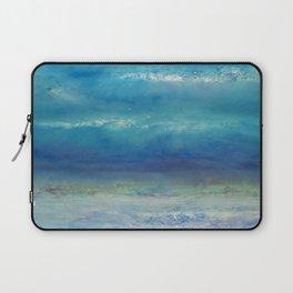 Infinity Beyond The Blue Laptop Sleeve