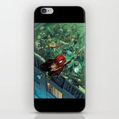 Lil' Spidey iPhone & iPod Skin
