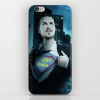 heroes iPhone & iPod Skins featuring Heroes by Nessendyl