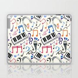 Good Beats - Music Notes & Symbols Laptop & iPad Skin