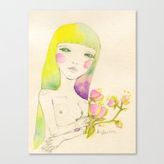 Dear. Spring Canvas Print
