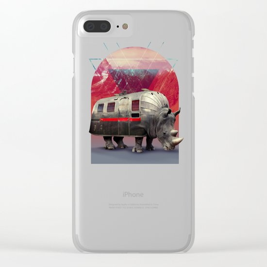 Rhino Clear iPhone Case