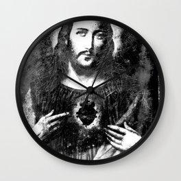 Jesus merciful Wall Clock