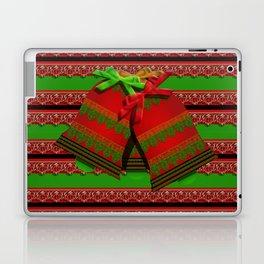 Christmas Bells III Laptop & iPad Skin