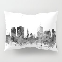 Christchurch New Zealand Skyline Pillow Sham