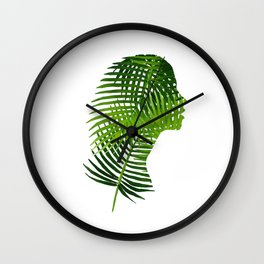 From The Woods Wall Clock
