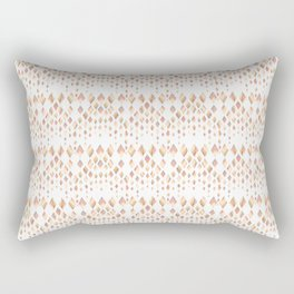 Zigzag 3 Rectangular Pillow