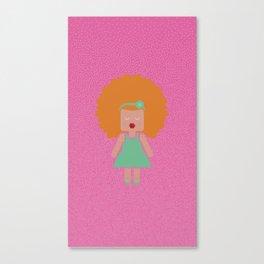 Roux Canvas Print