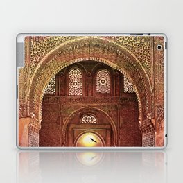 ORNATE ARCHWAY Laptop & iPad Skin