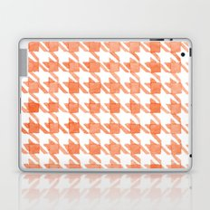 Watercolor Houndstooth Laptop & iPad Skin