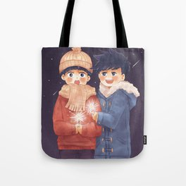 Esper Brothers Tote Bag