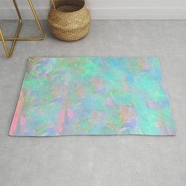 Rainbow Opal Rug
