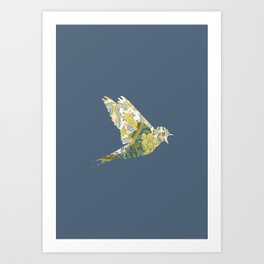 Swallow Art Print