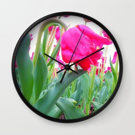Hang Low Wall Clock