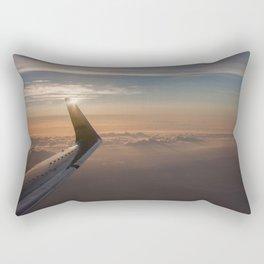 Flying High Rectangular Pillow