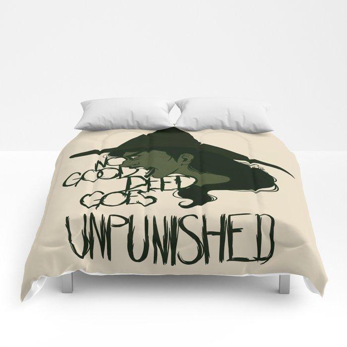 No Good Deed Comforters