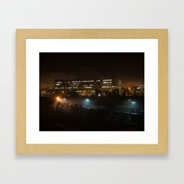 Building 217 Framed Art Print