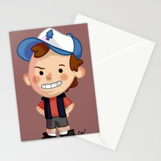 DIPPER! Stationery Cards