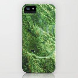 Madeira island iPhone Case