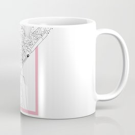 Mind-Blowing Doodles Coffee Mug