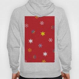 Snowflakes_B Hoody