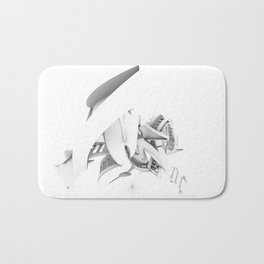Endogfx Top Bath Mat
