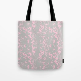 wiggly squiggle Tote Bag