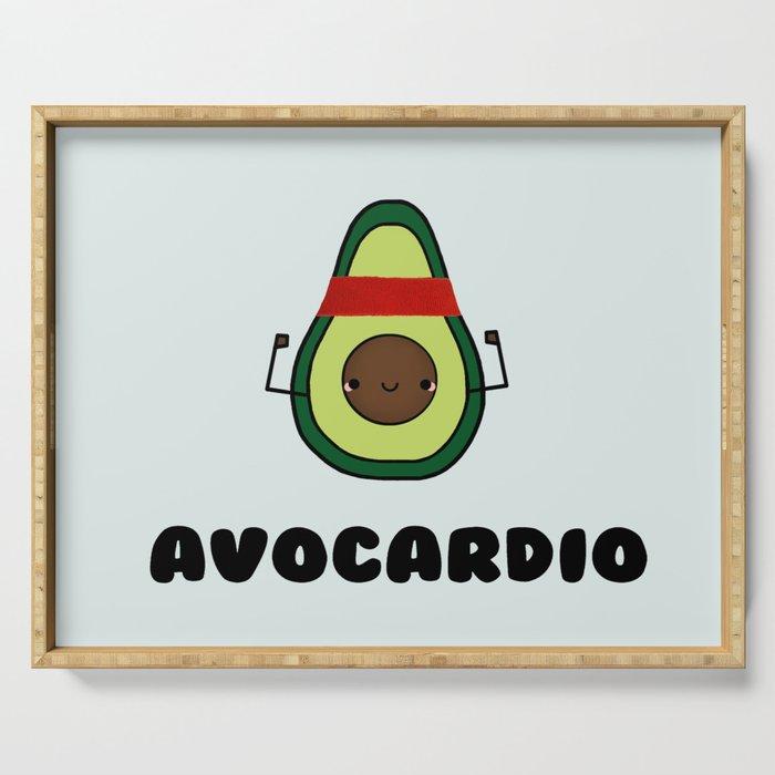 Avocardio Serving Tray
