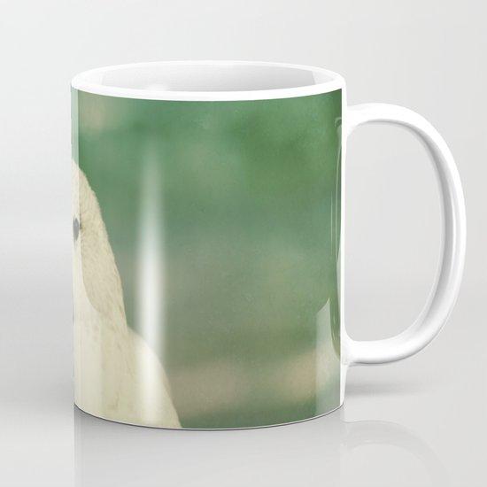 Seagull Close Up Mug