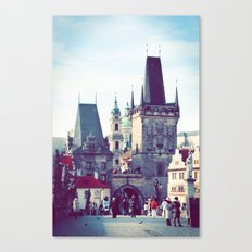 Prague 04 Canvas Print