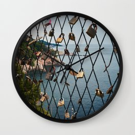A place for promises Wall Clock