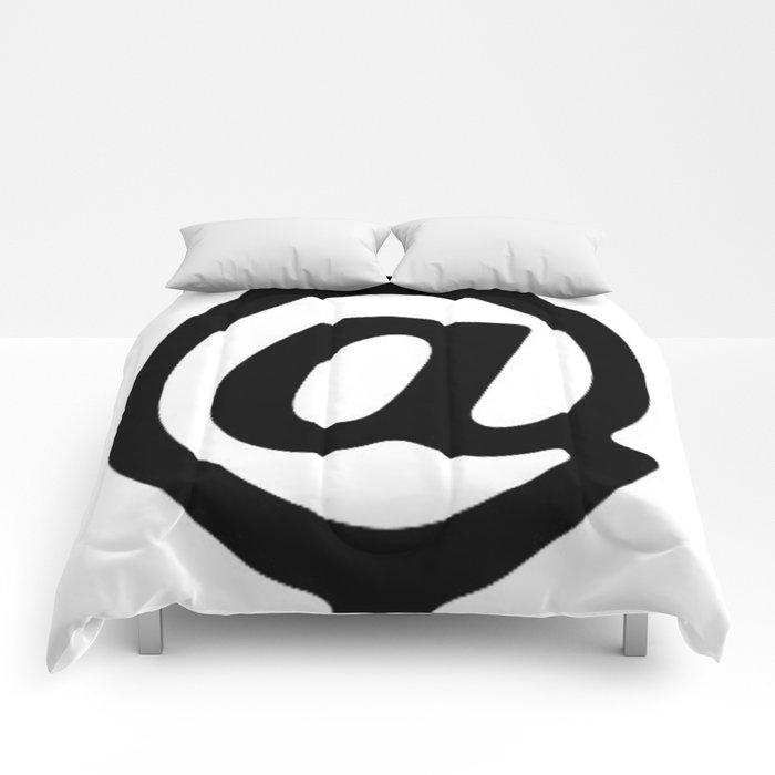 Arroba Comforters