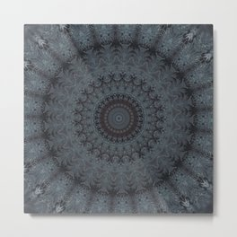 Some Other Mandala 448 Metal Print