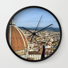 Duomo and the city Wall Clock