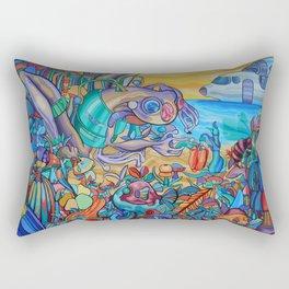 North Coast Rectangular Pillow
