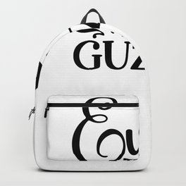 Water Bottle Designs Every Day I'm Guzzlin Backpack